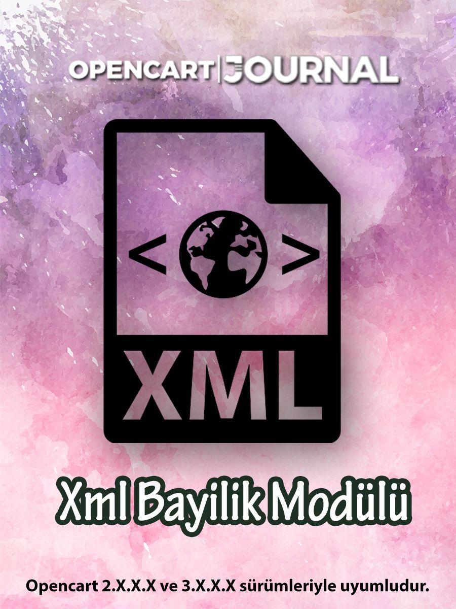 Opencart Xml Bayilik Modülü